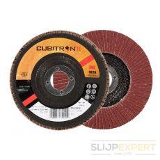 3M™ Cubitron™ II lamellenschijf 967A conisch 125 mm P60