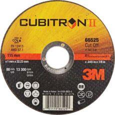 3M™ Cubitron™ II doorslijpschijf T41, 76 x 1,0 x 9,53 mm