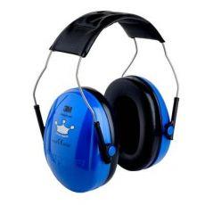 3M PELTOR gehoorkappen voor kinderen, Little Prince, 27 dB, blauw, hoofdband, H510AK-614-BA