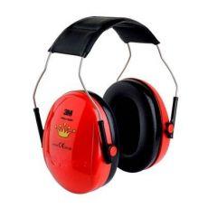 3M PELTOR gehoorkappen voor kinderen, Little Princess, 27 dB, rood, hoofdband, H510AK-613-RD