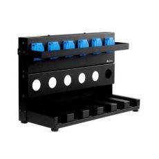 3M Adflo batterijlaadstation voor max. 6 Li-ion batterijladers (excl. Batterijladers)