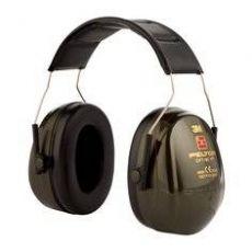 3M PELTOR Optime II gehoorkap met hoofdband H520A-407-GQ