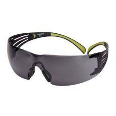 3M SecureFit 400 veiligheidsbril, grijze lens, AS/AF