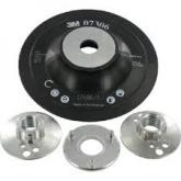 3M™ Steunschijf tbv fiberschijven voorCubitron™ II zacht vlak 115 mm