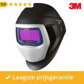 3M Speedglas 9100 laskap +SW met Speedglas lasfilter X kleur 5, 8, 9-13