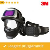 3M Speedglas 9100 FX Air laskap +SW met Speedglas lasfilter XXi en Adflo